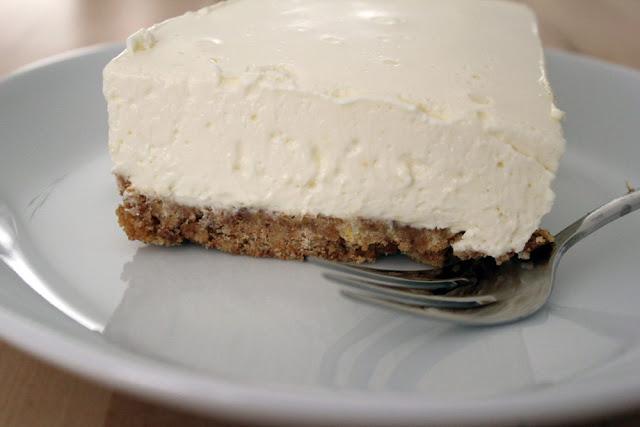 Dunkler Boden Ohne Backen : Rezept für Cheesecake ohne Backen mit Frischkäse, Mascarpone und