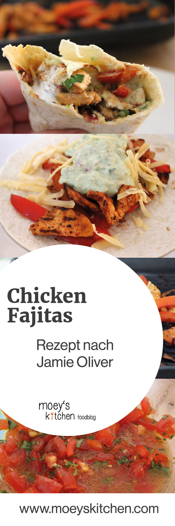 Chicken Fajitas Nach Jamie Oliver Moeys Kitchen Foodblog