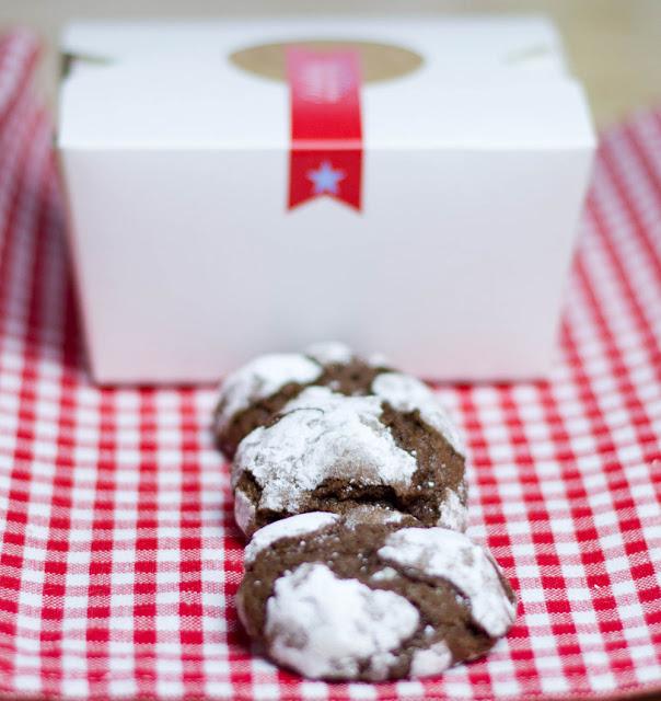 Schoko-Knusper-Kekse für Weihnachten