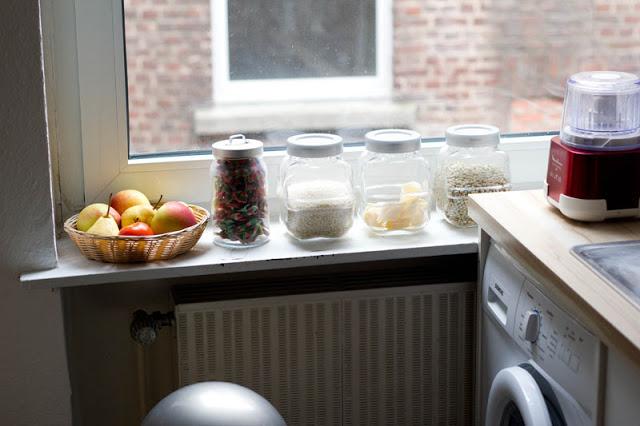 Blick in meine Küche