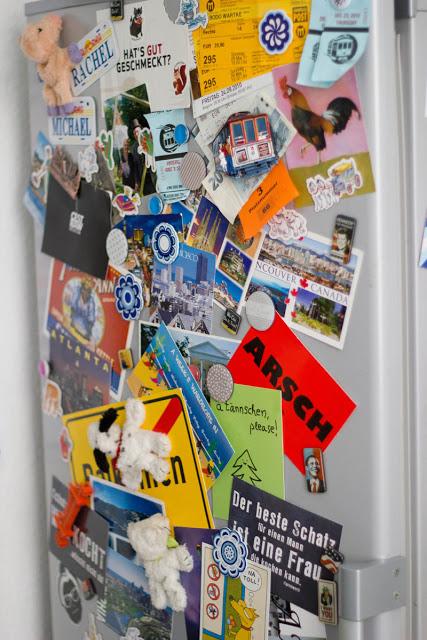 mein Kühlschrank