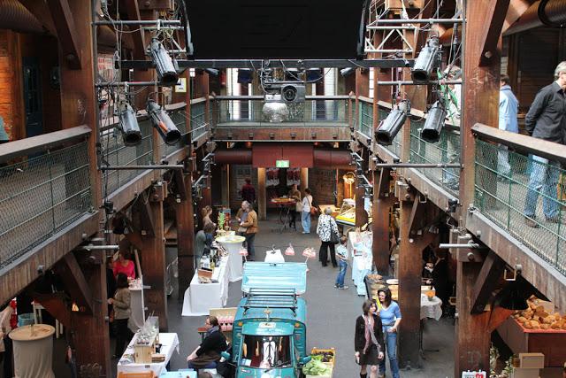 MarktZeit in der Fabrik in Hamburg-Ottensen