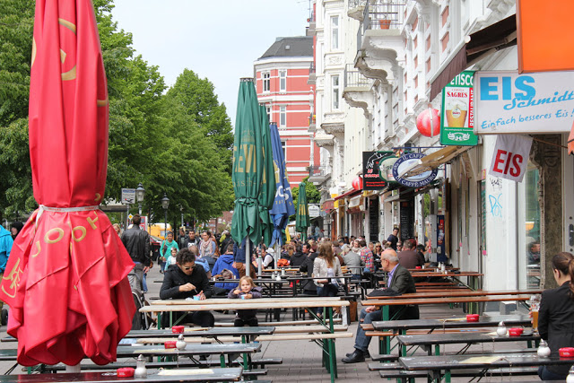 Portugiesische Restaurants im Hamburger Schanzenviertel