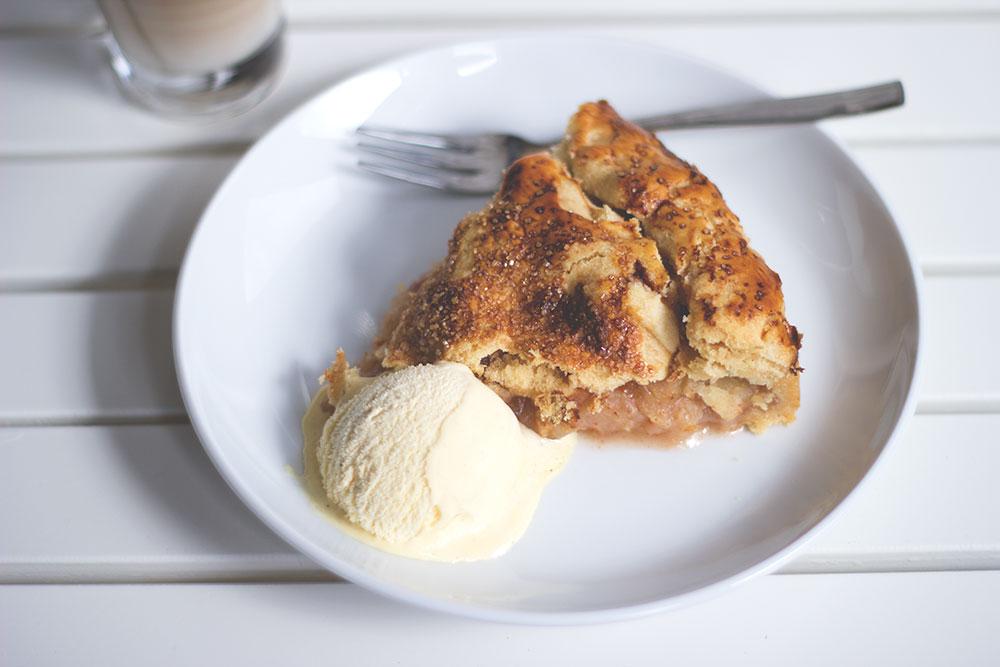 Rezept für klassischen, saftigen Apple Pie
