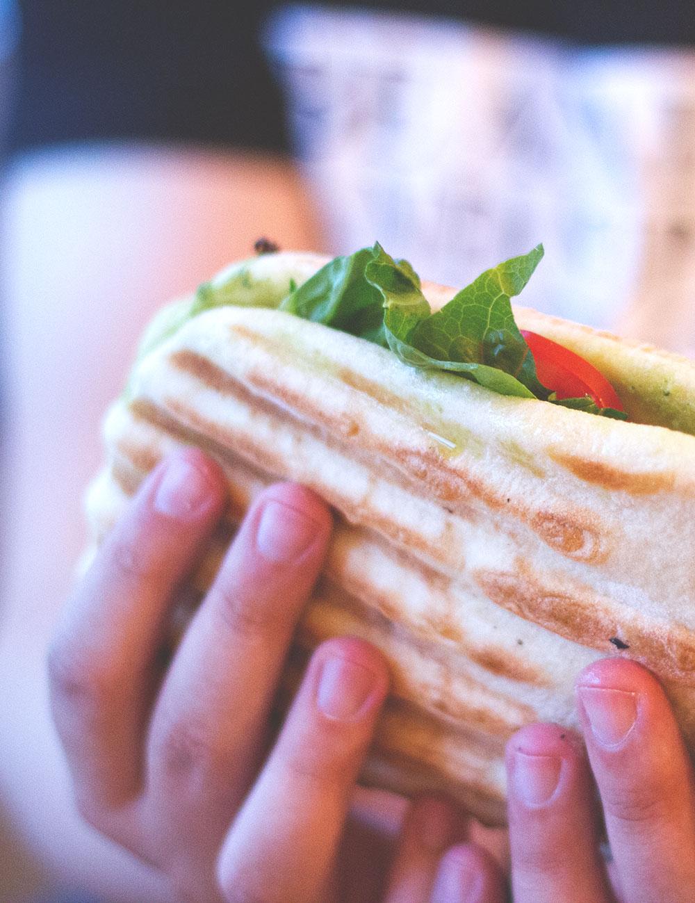 Rezept für leckere Pizza Style Sandwiches aus dem Kontaktgrill von moeyskitchen.com