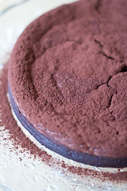Rezept für saftigen Schokoladen-Maronen-Kuchen nach Sir Paul McCartney