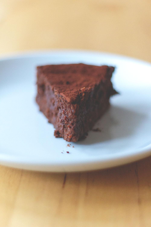 Saftiger Schokoladen Maronen Kuchen Nach Sir Paul Mccartney Moey S