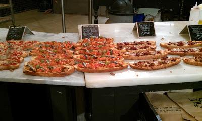 Kulinarischer Reisebericht London