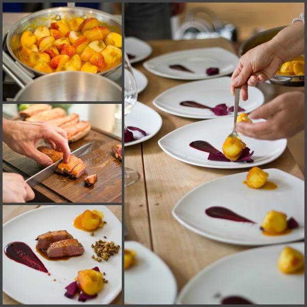 Eindrücke, Bilder und Rezepte vom Sous-vide Kochkurs mit Hubertus Tzschirner