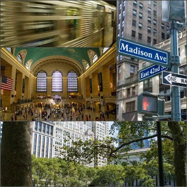 Subway, Grand Central Station, Grand Central Terminal, Madison Ave, Bryant Park, Manhattan, New York, USA