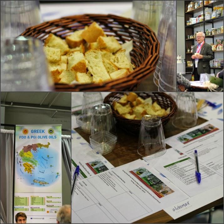 Messebuch eines Foodies auf der Anuga 2013