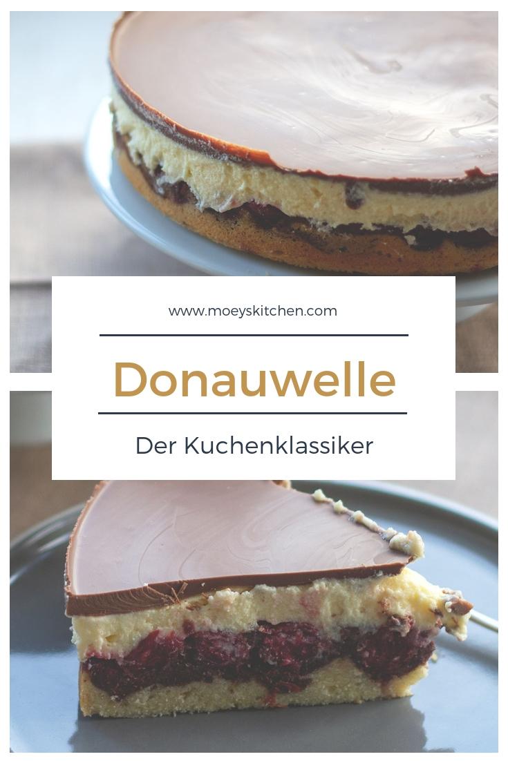 Rezept für klassische Donauwelle | moeyskitchen.com #donauwelle #rezept #kuchen #backen
