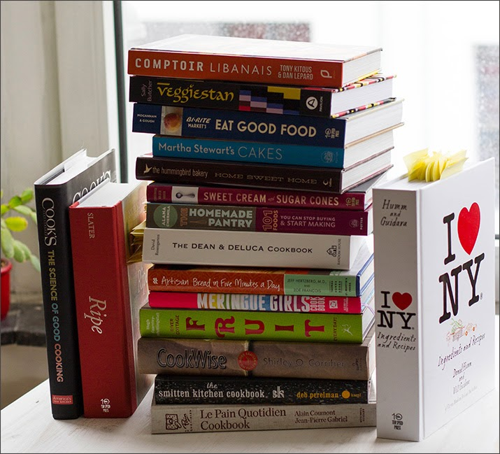 Cookbooks 2013 Highlights
