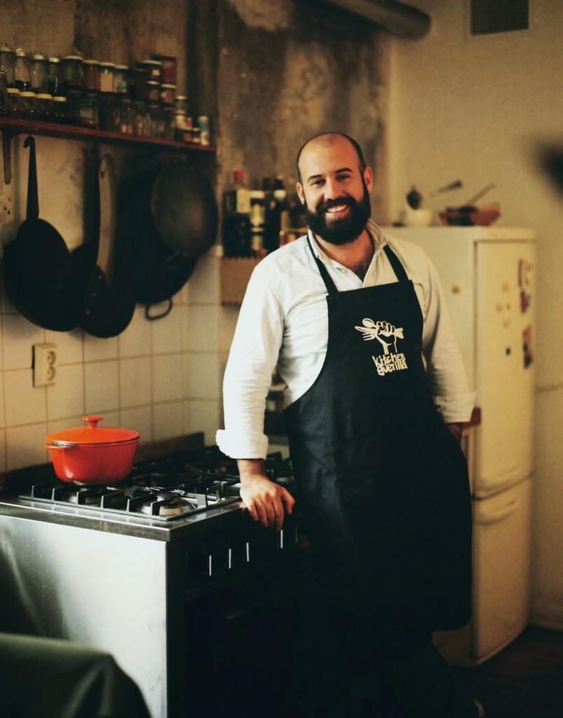 """Koral von Kitchen Guerilla aus dem Buch """"Aus Liebe zum Kochen"""", erschienen bei Callwey"""