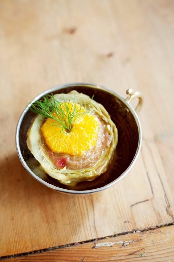 """Rezept von Koral von der Kitchen Guerilla aus dem Buch """"Aus Liebe zum Kochen"""", erschienen bei Callwey"""