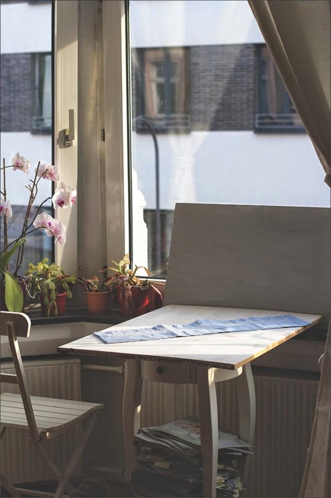 Fotoset von moey's kitchen im Erker