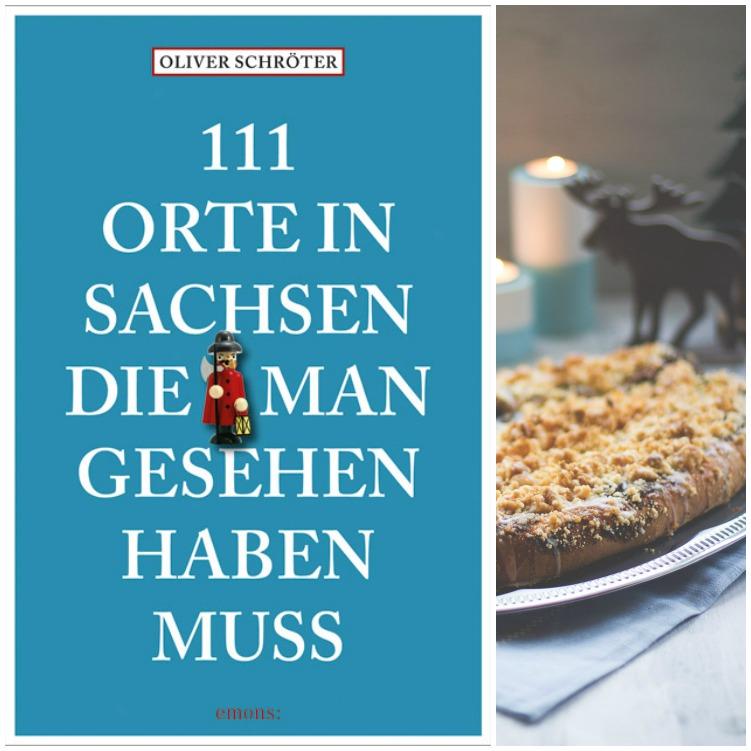 So schmeckt sächsisch: Rezept für weihnachtlichen Dresdner Mohnstriezel + Buch-Verlosung aus dem emons Verlag