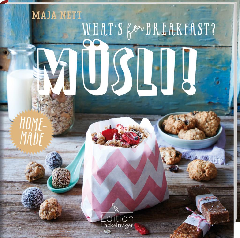 What's for breakfast? Müsli! | Kochbuch von moeyskitchen.com