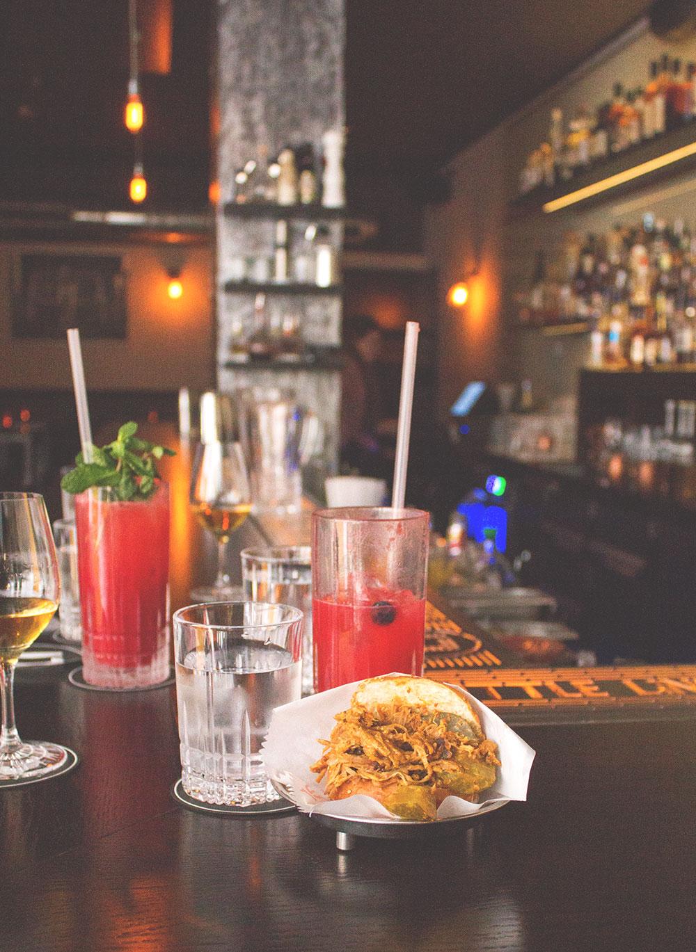 Little Link - Barfood, Cocktails und Drinks im belgischen Viertel in Köln