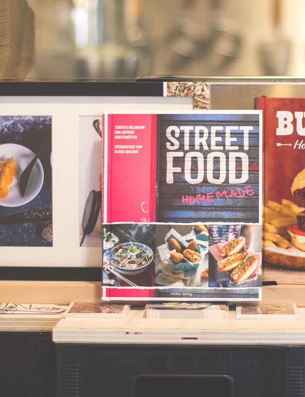 Kochbuch Street Food Homemade von Torsten und Antonio von der Strassenküche
