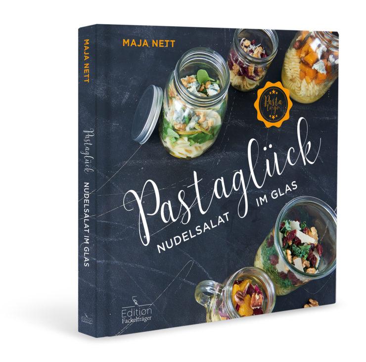 Mein neues Kochbuch: Pastaglück - Nudelsalat im Glas, Edition Fackelträger, Fotos: Maria Brinkop