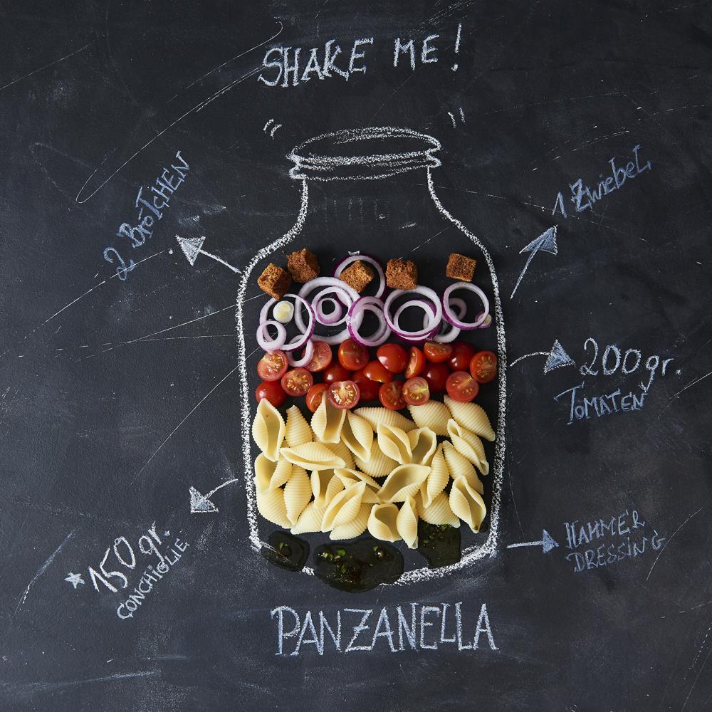 Pastaglück - Nudelsalat im Glas, mein neues Kochbuch, Fotos von Maria Brinkop