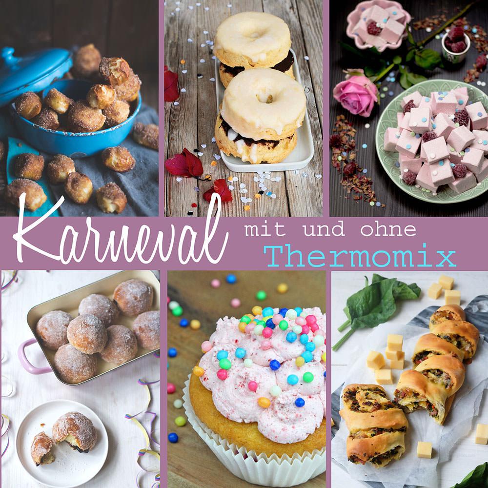 Rezept für Ofen-Berliner (Berliner aus dem Ofen) mit Pflaumenmus von moeyskitchen.com