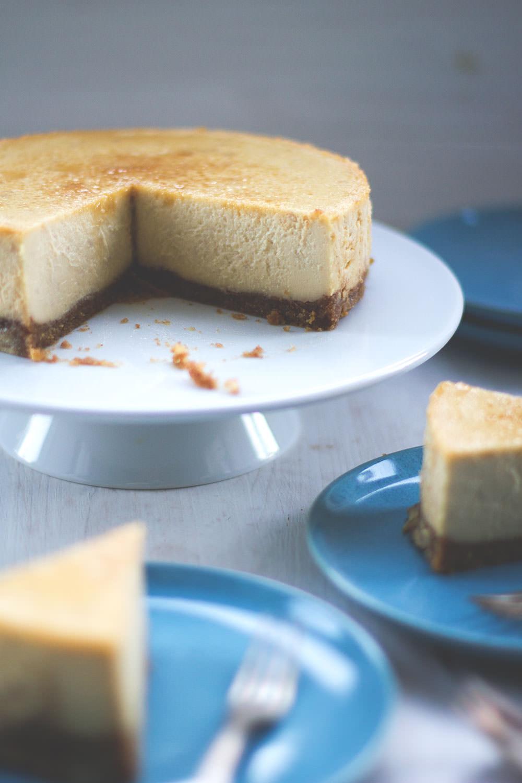 Ahornsirup Walnuss Cheesecake Aus Dem Varoma Thermomix Donnerstag