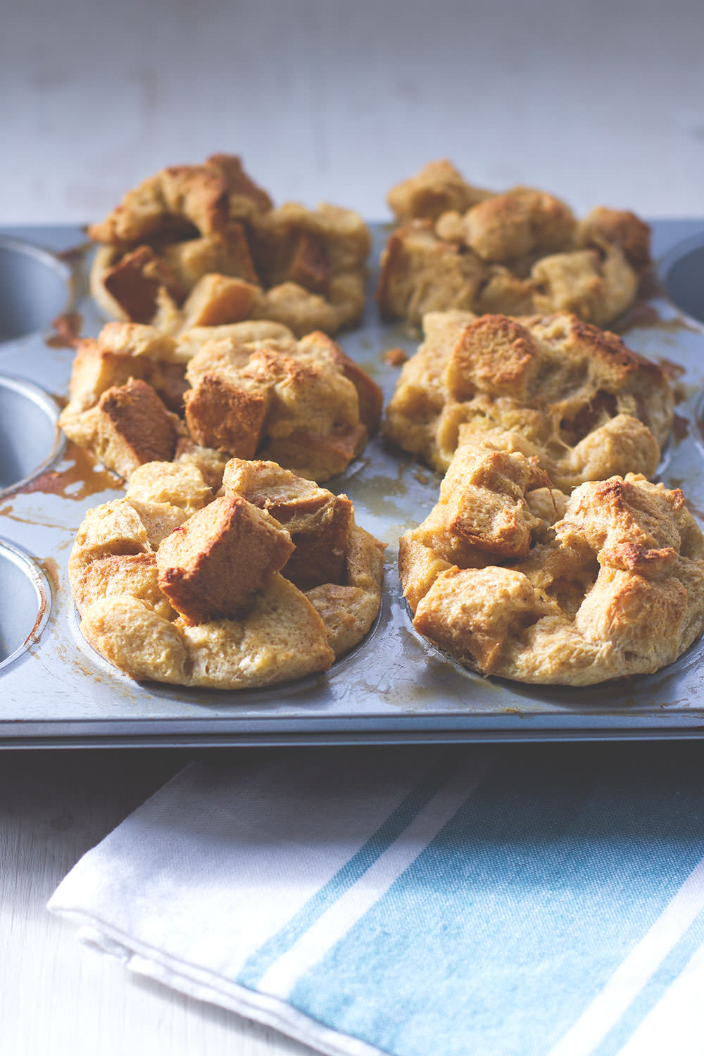 French toast muffins rezept