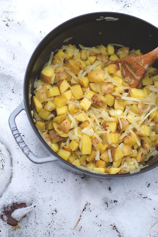 Rezept für spanische Tortilla von moeyskitchen.com