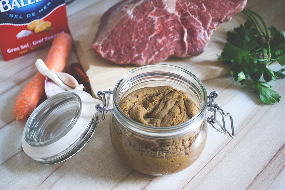 Grundrezept für Gewürzpaste für Rinderbrühe | Fleischbrühe | Bouillon (Thermomix-Rezept) von moeyskitchen.com