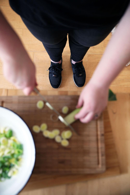 Von der Foodbloggerin zum Sneaker-Model mit Lebenlang und dem neuen ara Fusion4 Sneaker