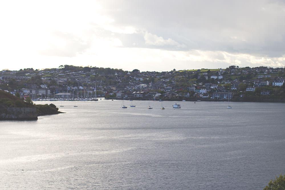 Blick über Kinsale bei der Irlandrundreise vom English Market in Cork bis zur Ballymaloe Cookery School