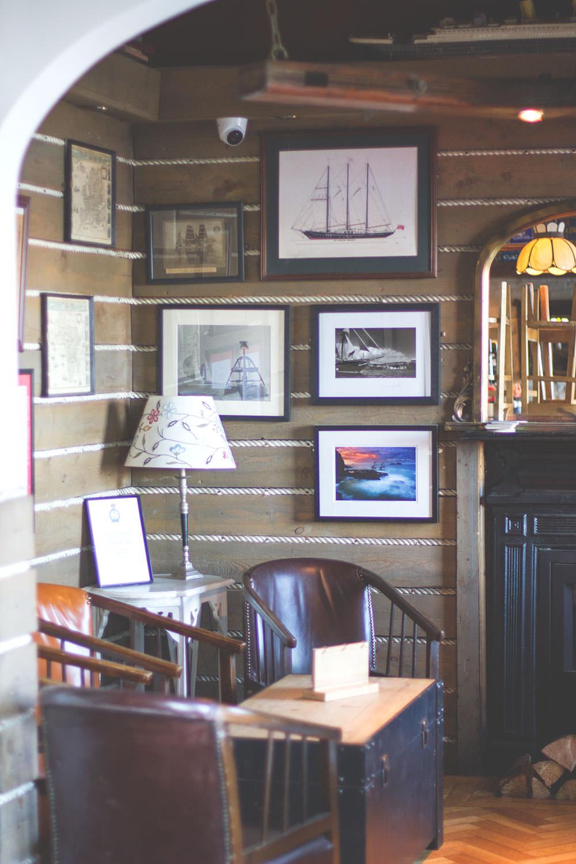 Irland-Rundreise mit Kerrygold, Bord Bia und Tourism Ireland: Bulman Pub in Kinsale und Rinderfarm in Old Head