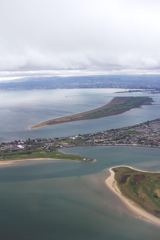 Irland-Rundreise - Tag 1: Von Dublin nach Cork
