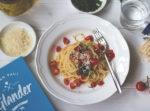 """Das Rezept für die Spaghetti aus Gragnano zur Blogparade von Stevan Pauls Roman """"Der große Glander"""""""