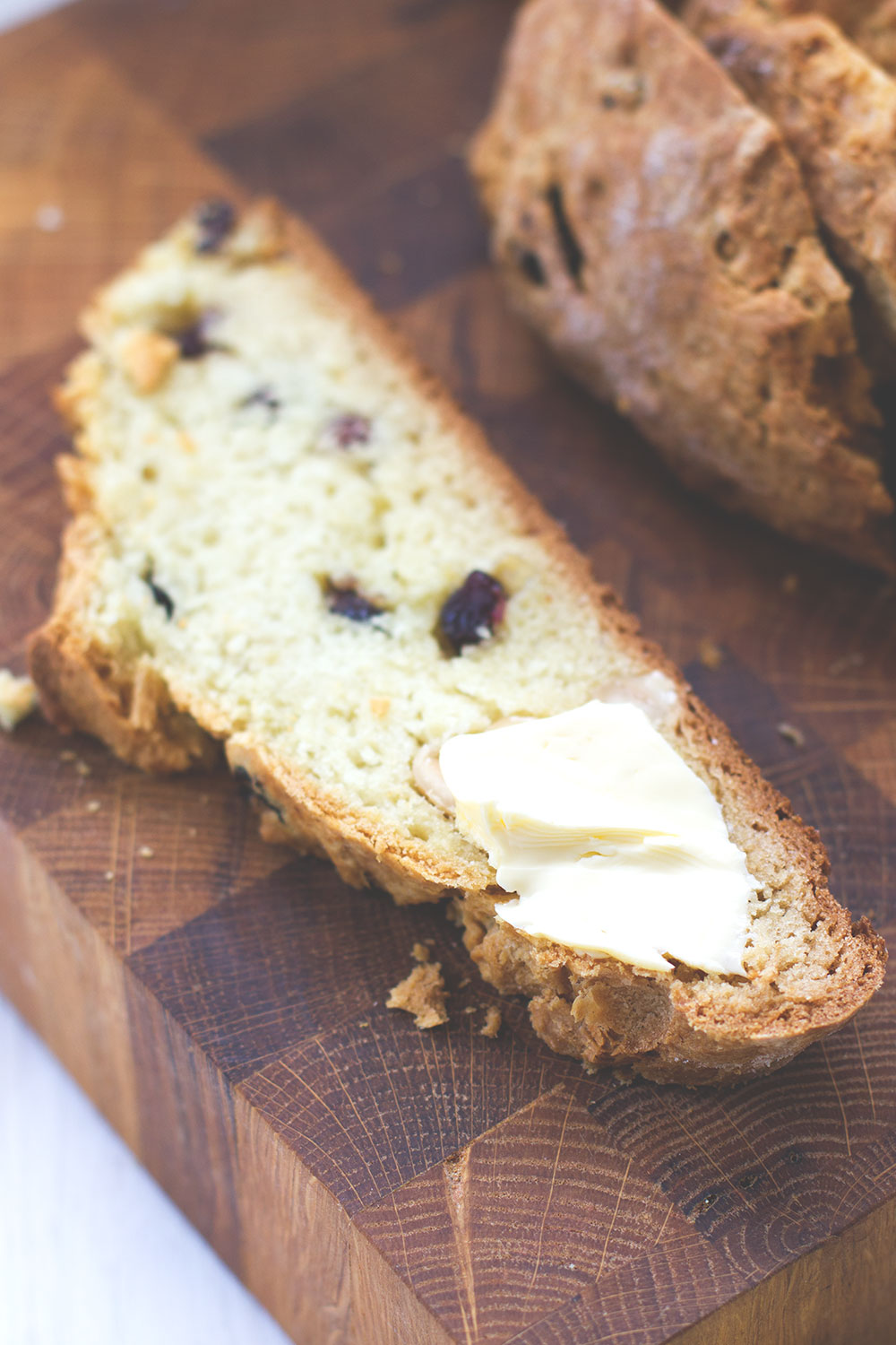 Fruit & Nut Irish Soda Bread von moeyskitchen.com