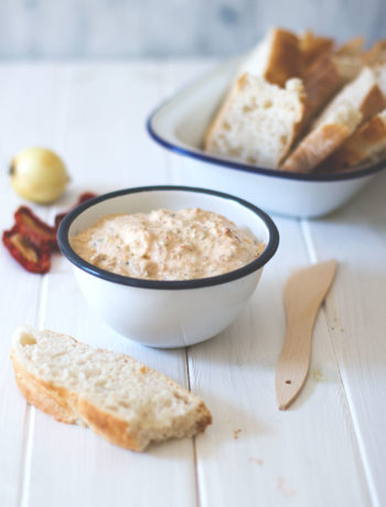 Rezept für leckeren Thunfisch-Dip aus dem Thermomix | moeyskitchen.com