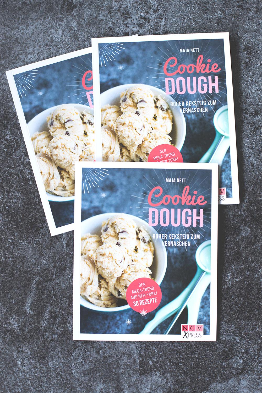 """Mein neues Buch """"Cookie Dough - Rezepte zum Vernaschen"""""""