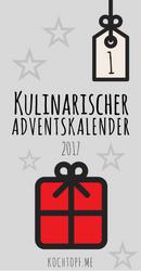 Kulinarischer Adventskalender 2017 - Tuerchen 1