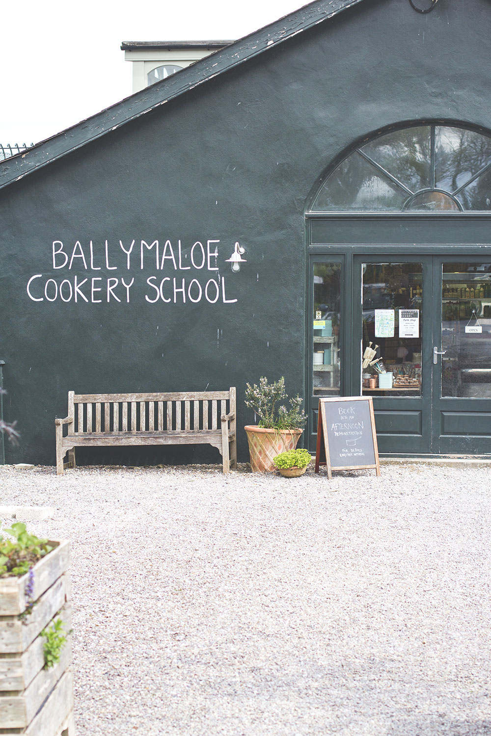 #foodblogbilanz2017 Ballymaloe Cookery School