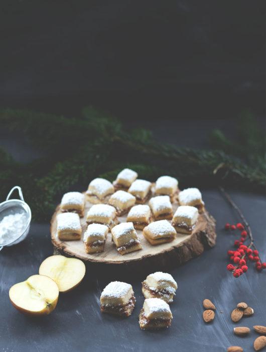Weihnachtsbäckerei mit dem Thermomix: Bratapfel-Konfekt | Thermomix-Donnerstag | moeyskitchen.com