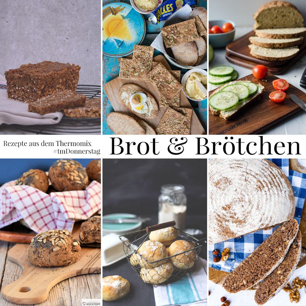 Rezept für knusprige Kartoffelbrötchen | #tmdonnerstag | moeyskitchen.com