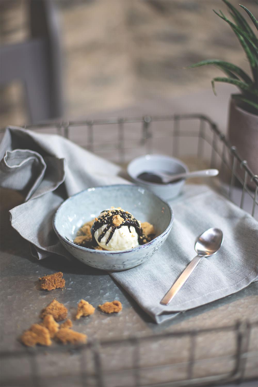 Food.Blog.Church 2018 - Rezept für Ricotta-Eis