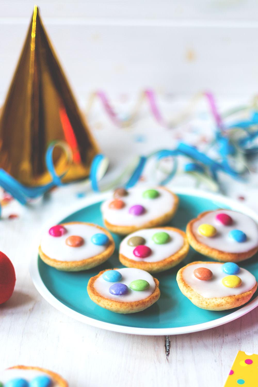 Mini Amerikaner Zu Karneval Thermomix Rezept Moey S Kitchen Foodblog