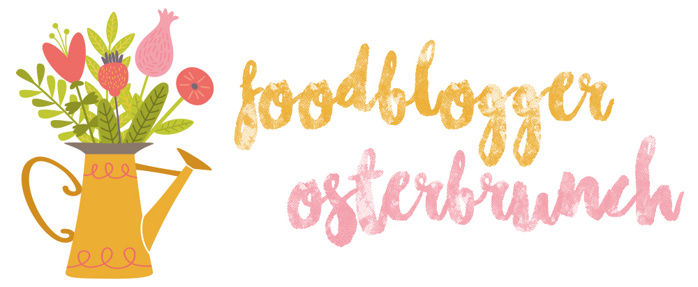 Der Foodblogger-Osterbrunch 2018 Banner