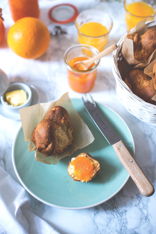 Foodblogger-Osterbrunch | Aufstriche | Rezept für leckere Möhren-Orangen-Konfitüre | moeyskitchen.com