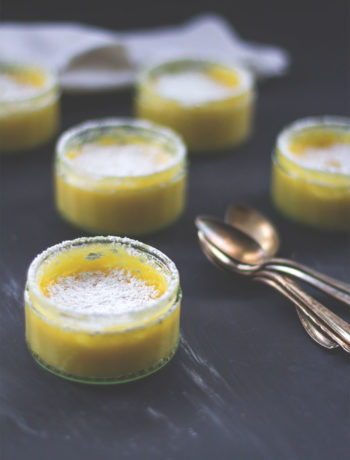 Rezept für gedämpften Zitronenpudding aus dem Varoma | Thermomix-Rezept | moeyskitchen.com