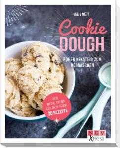 Kochbuch von Maja Nett: Cookie Dough - erschienen 2017 bei NGV Express