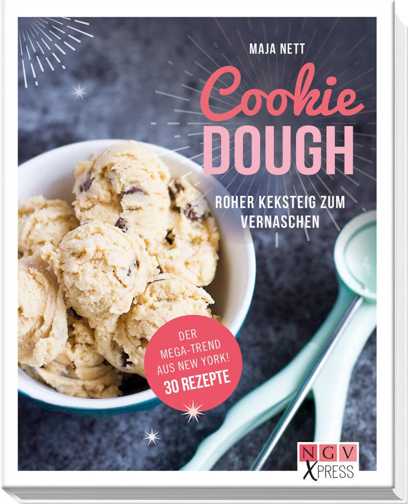Cookie Dough – Roher Keksteig zum Vernaschen | Kochbuch von moeyskitchen.com